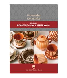オリジナルトロヤン陶器